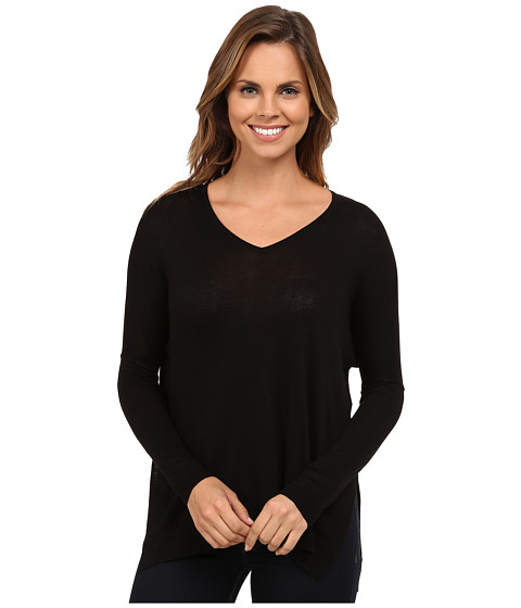 Brigitte Bailey - Compassionate Knit Sweater (Black) Women's Sweater