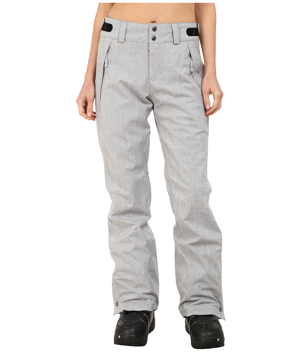 O'Neill - Glamour Pants (Silver Melee) Women's Casual Pants