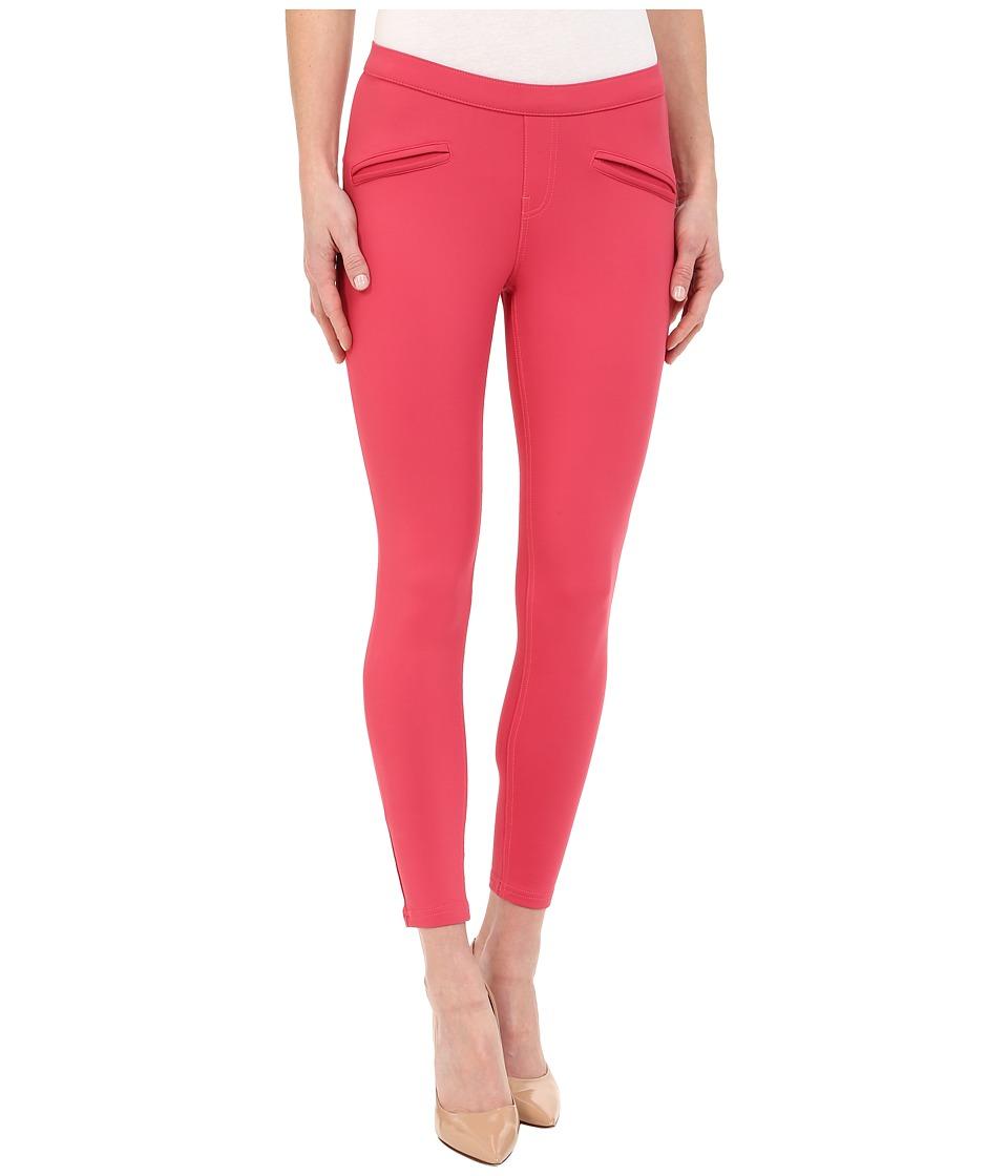 HUE - Satin Jersey Skimmer (Bittersweet) Women's Casual Pants