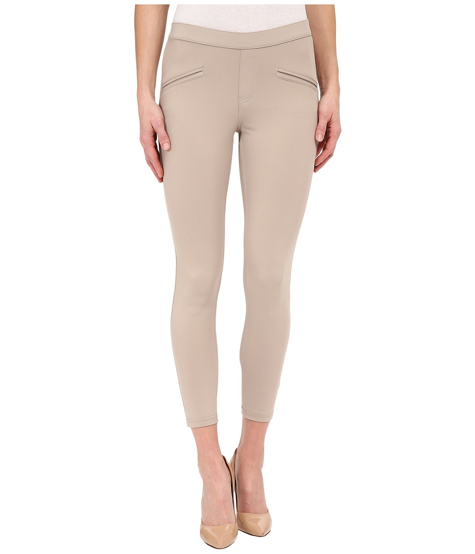 HUE - Satin Jersey Skimmer (Pebble) Women's Casual Pants