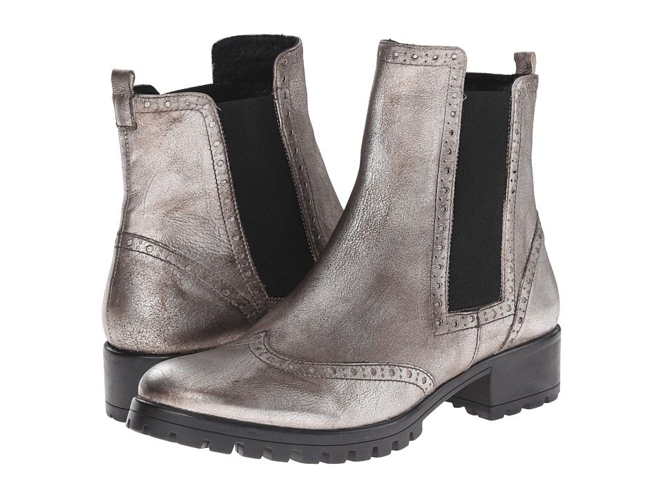 Summit by White Mountain - Breanne (Antique Silver Leather) Women's Boots