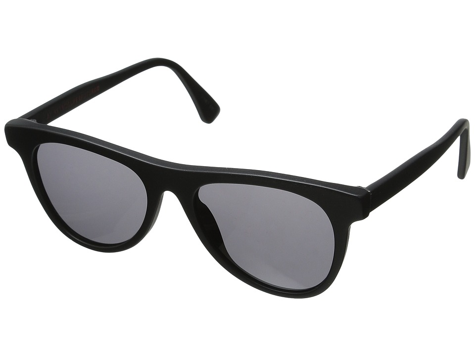 Super - Man (Matte Black) Fashion Sunglasses