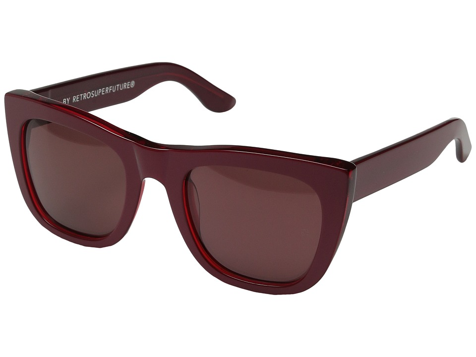 Super - Gals Metallic (Metallic Red) Fashion Sunglasses