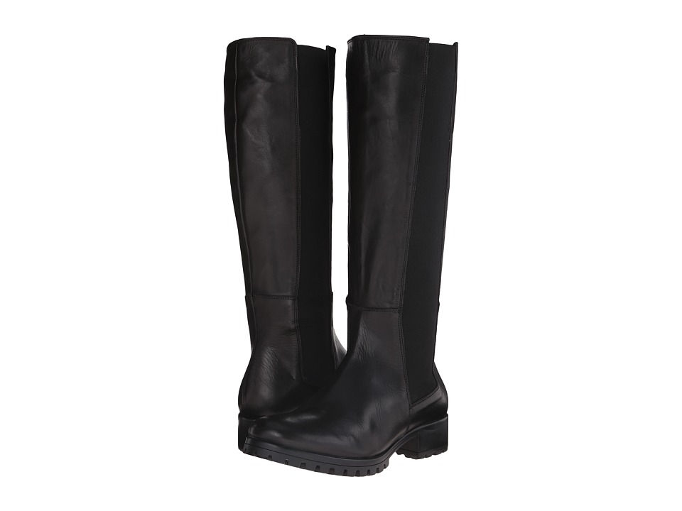 Summit by White Mountain - Brandi (Black Leather) Women's Boots