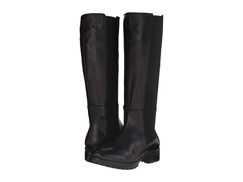 Summit White Mountain - Brandi (Black Leather) Women's Boots