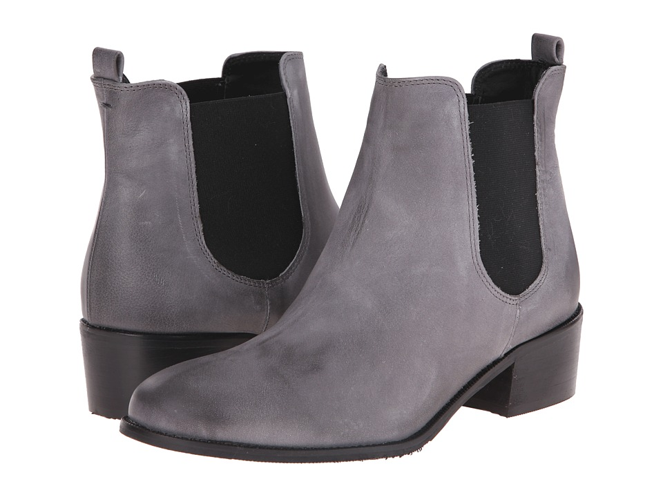 Summit White Mountain - Aletta (Grey Leather) Women's Boots