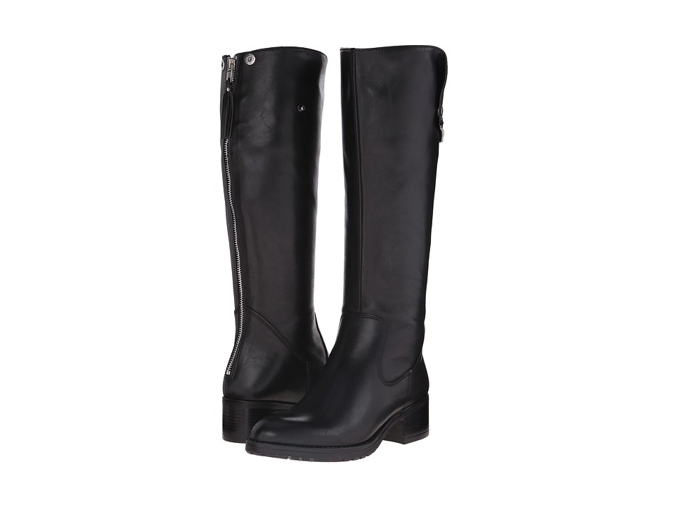 Summit White Mountain - Cailyn (Black Leather) Women's Boots