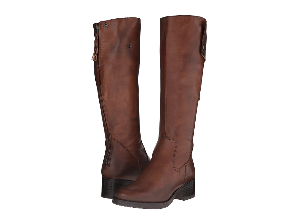 Summit White Mountain - Cailyn (Cognac Leather) Women's Boots