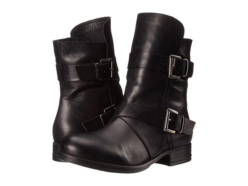 Summit White Mountain - Prescott (Black Leather) Women's Boots