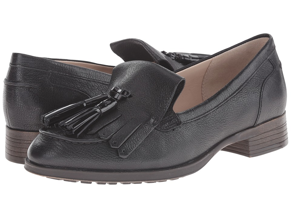 Clarks - Busby Folly (Black 1) Women's Slip-on Dress Shoes