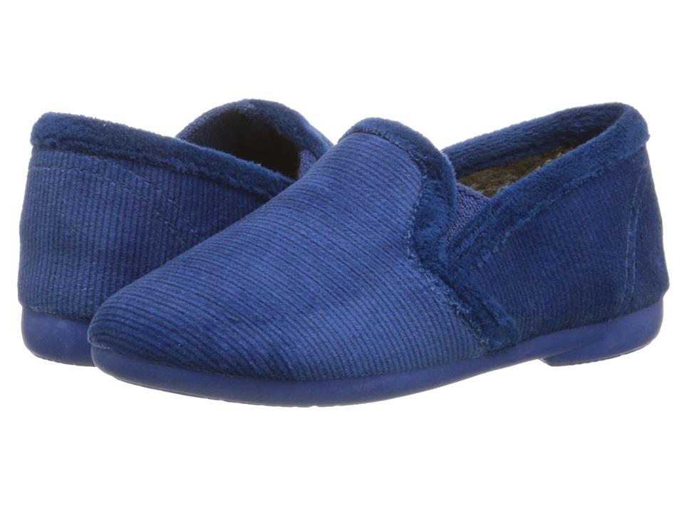 Cienta Kids Shoes - 11701 (Toddler/Little Kid/Big Kid) (Blue) Girl's Shoes