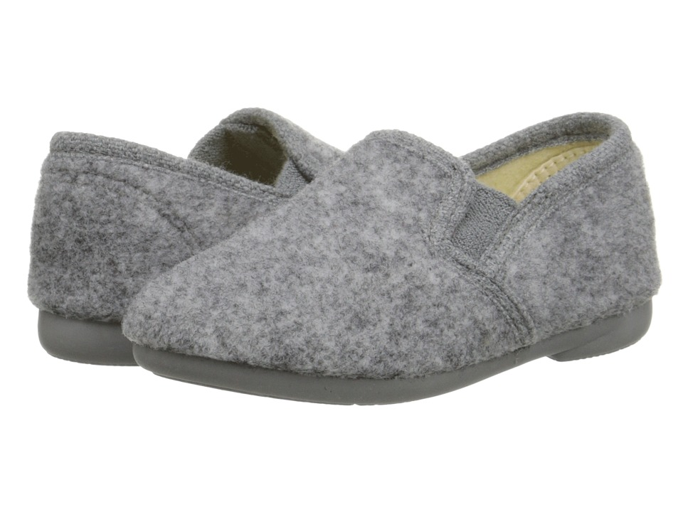 Cienta Kids Shoes - 11700 (Toddler/Little Kid/Big Kid) (Gray) Girl's Shoes