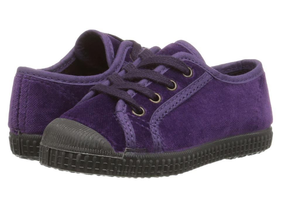 Cienta Kids Shoes - 97407 (Toddler/Little Kid/Big Kid) (Violet Velvet) Girl's Shoes