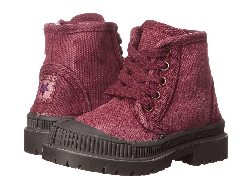 Cienta Kids Shoes - 88077 (Toddler/Little Kid/Big Kid) (Rust) Kid's Shoes