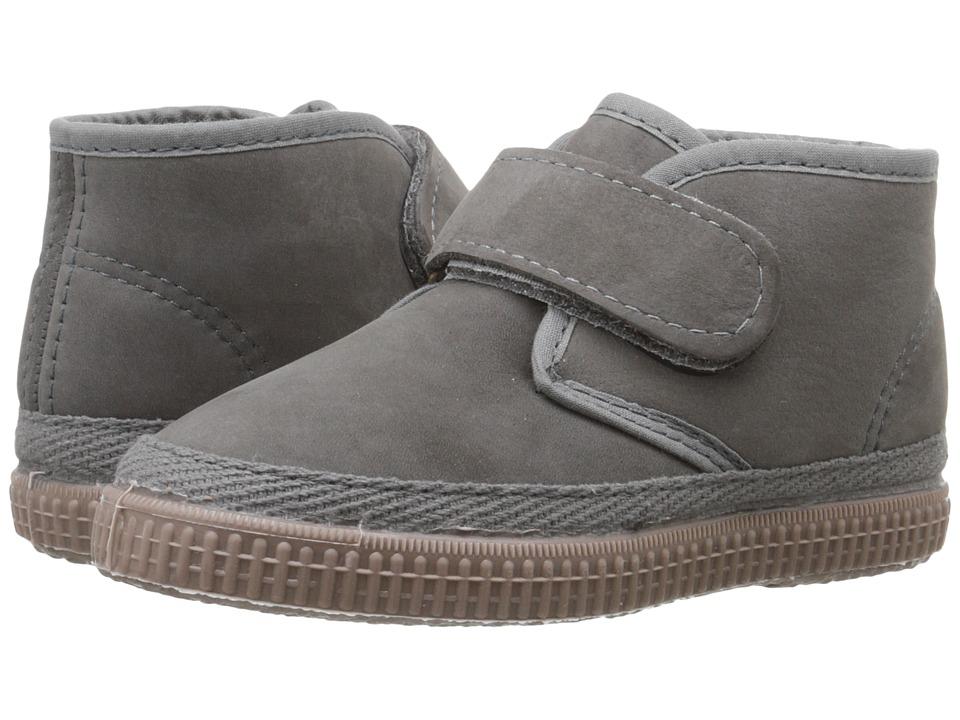 Cienta Kids Shoes - 97508 (Toddler/Little Kid) (Gray) Girls Shoes