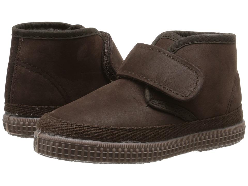 Cienta Kids Shoes - 97508 (Toddler/Little Kid) (Camel) Girls Shoes