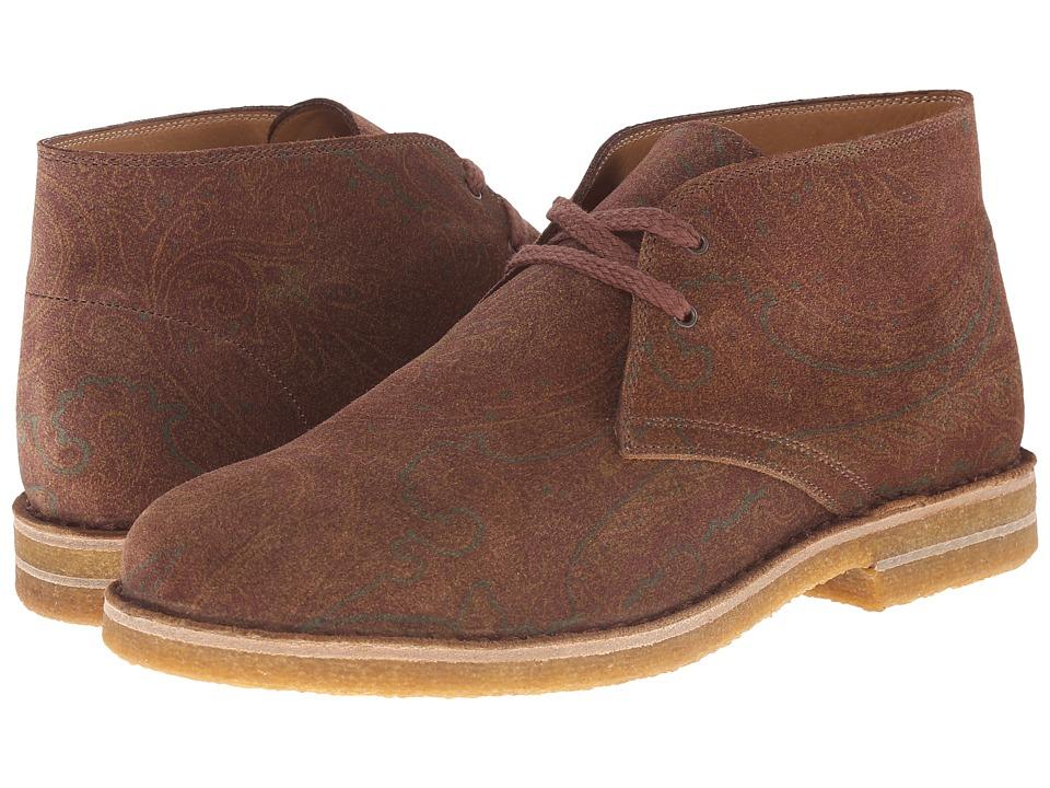Etro - Chukka Boot (Brown) Men