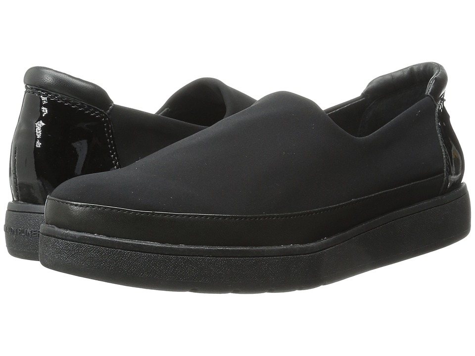 Donald J Pliner - Mera (Black Crepe) Women's Shoes