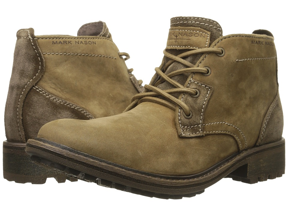 Mark Nason - Burwood (Desert) Men's Boots