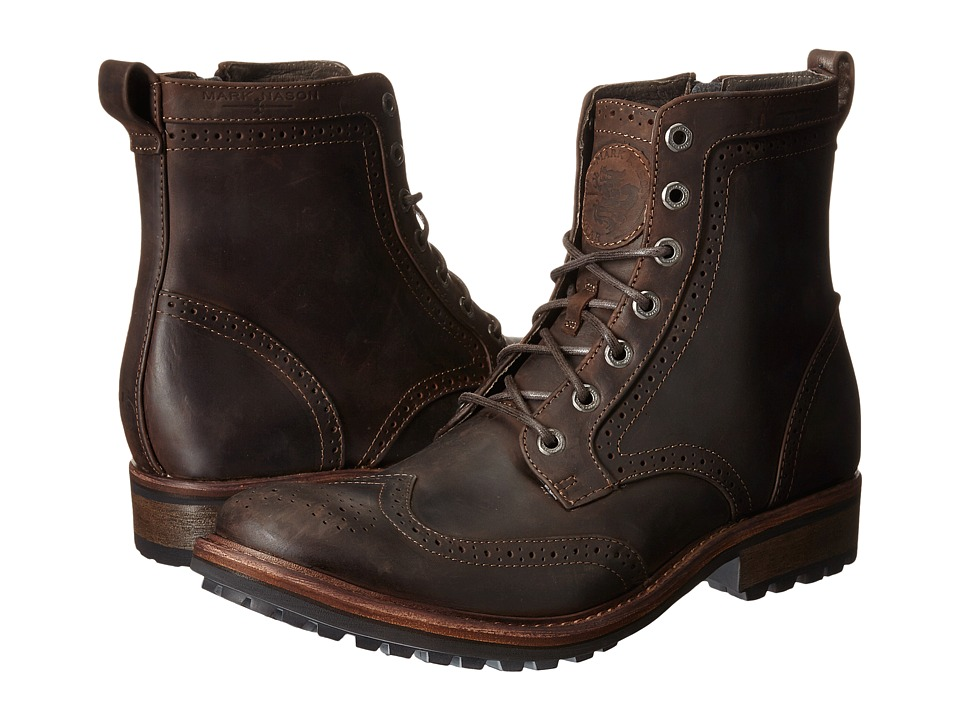 Mark Nason - Jonathan (Dark Brown) Men's Boots