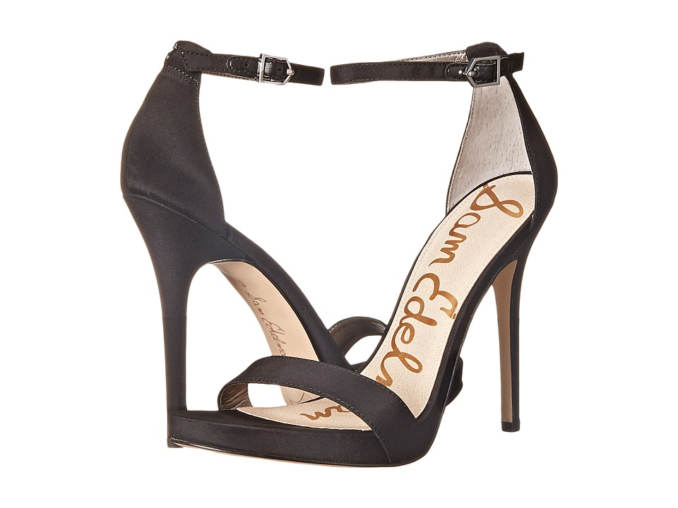 Sam Edelman - Eleanor (Black Crepe) High Heels