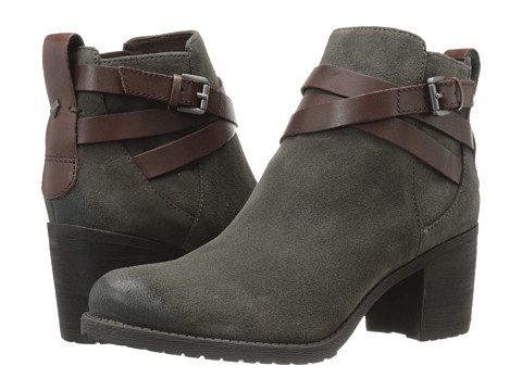 Womens Boots Sam Edelman Hannah Steel Grey