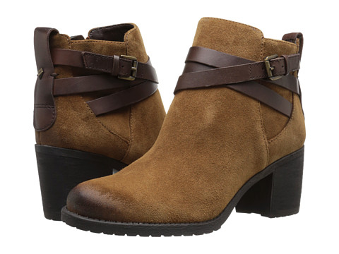 Sam Edelman - Hannah (Mocha Latte) Women's Pull-on Boots
