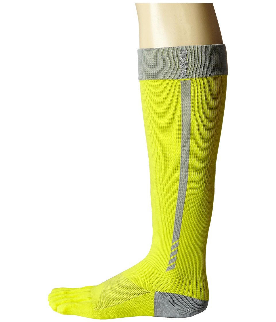 toesox - Sport Compression Knee High (Daylight 4AM) Women's Knee High Socks Shoes