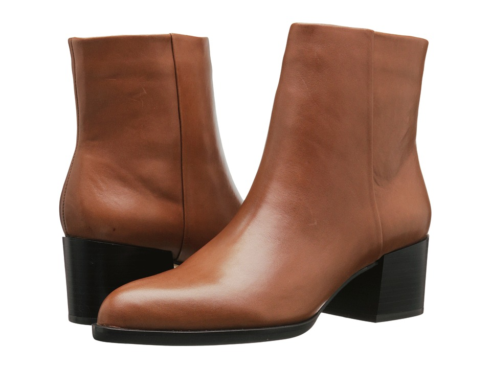 Sam Edelman - Joey (Saddle Tan) Women's Zip Boots