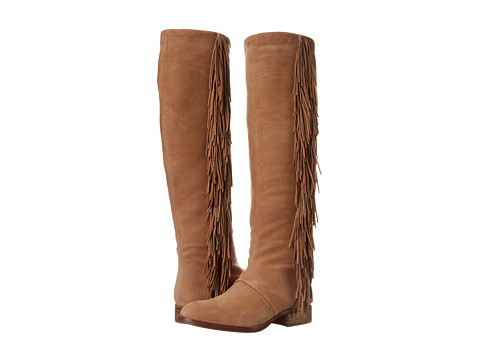 Sam Edelman - Josephine (Golden Caramel) Women's Zip Boots