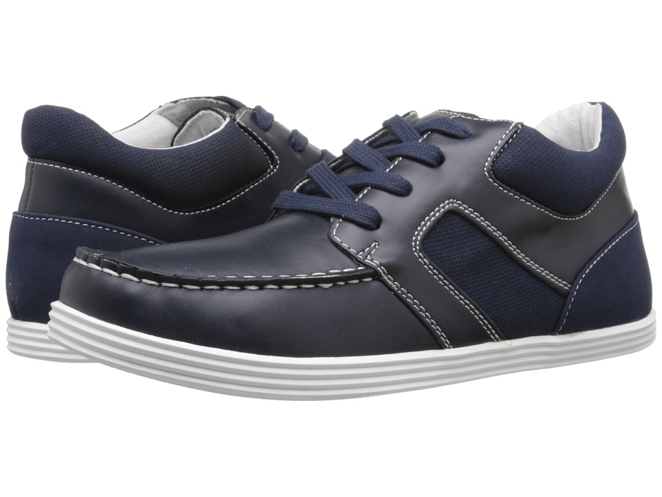 Kenneth Cole Unlisted - Rock The Boat (Navy) Men's Lace up casual Shoes