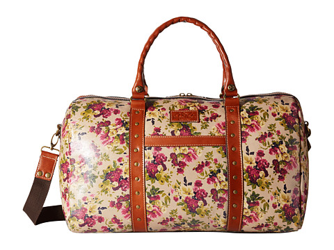 Patricia Nash - Milano Weekender (Antique Rose) Weekender/Overnight Luggage