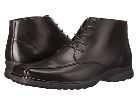 Kenneth Cole Unlisted - Firecracker (Black) Men's Boots