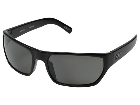 Spy Optic - Bandit - Dale Earnhardt Jr. (Black/Gray Polarized) Fashion Sunglasses