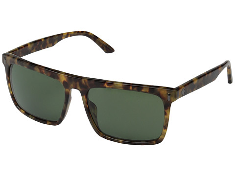 Spy Optic - Yonkers (Desert Tortoise/Gray Green) Fashion Sunglasses