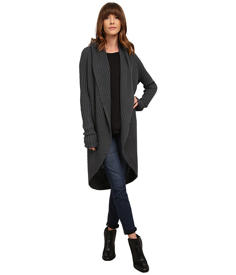 LAmade - Elle Cardigan (Charcoal) Women's Sweater