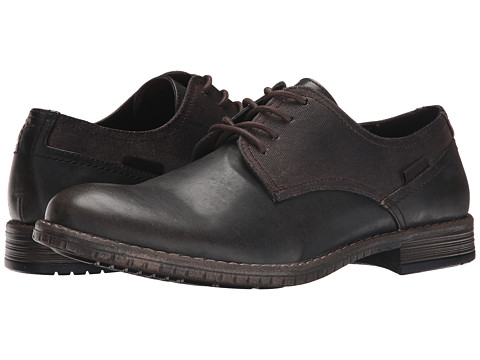 Kenneth Cole Unlisted - Like Mad (Dark Brown) Men's Lace up casual Shoes