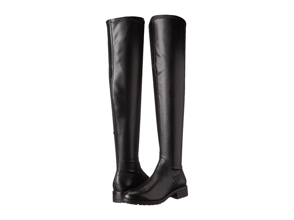 Sam Edelman - REMI (Black Leather) Women's Pull-on Boots