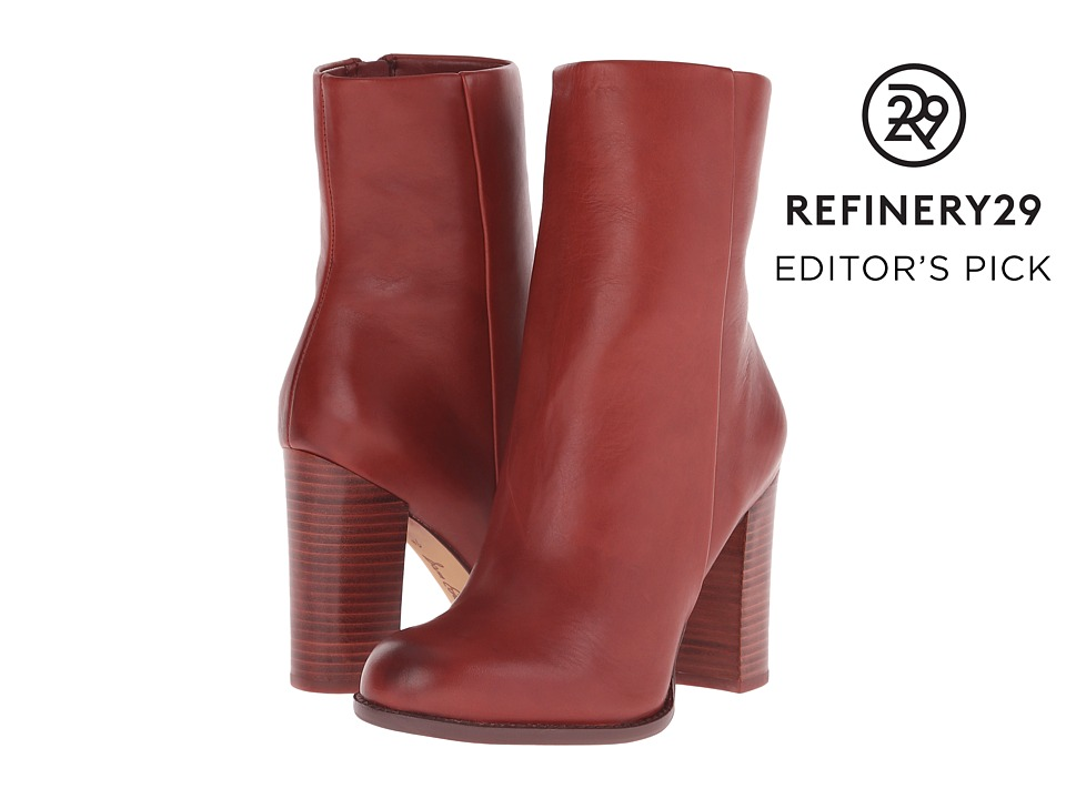 Sam Edelman Reyes (Rust Red) Women