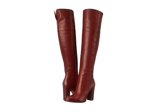 Sam Edelman - Rylan (Rust Red) Women's Dress Zip Boots