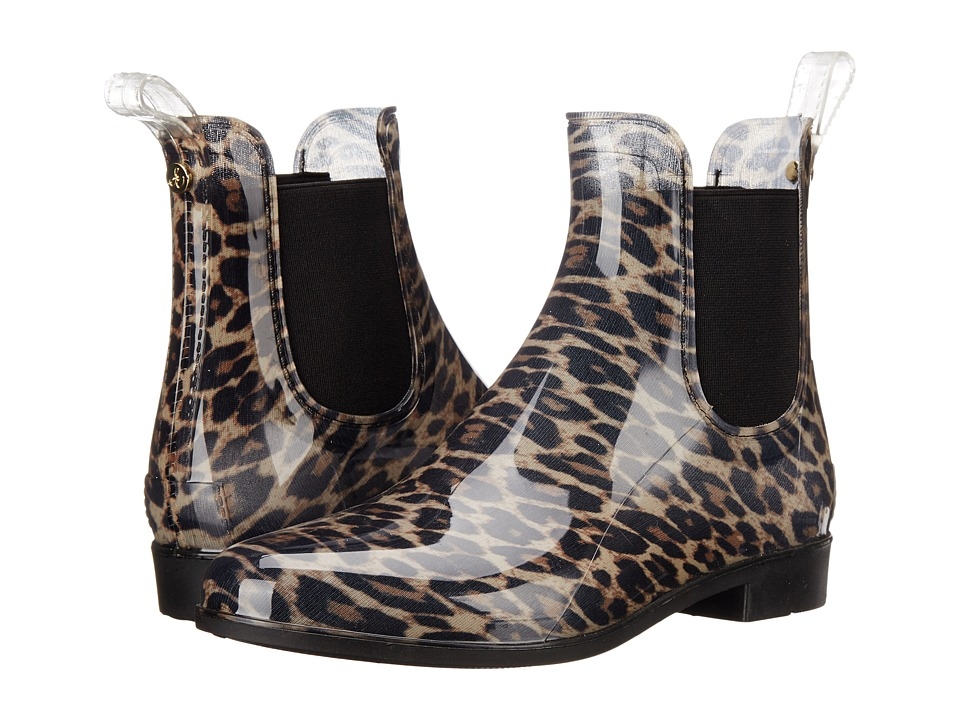 Sam Edelman - Tinsley (Leopard) Women's Slip on Shoes