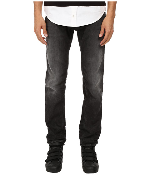 LOVE Moschino - Regular Fit Denim (Dark Grey) Men's Jeans