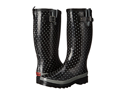 Chooka - Classy Classic 2 (Black) Women's Rain Boots