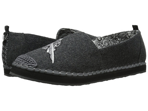 The Sak - Echo Critter (Grey Owl) Women's Flat Shoes