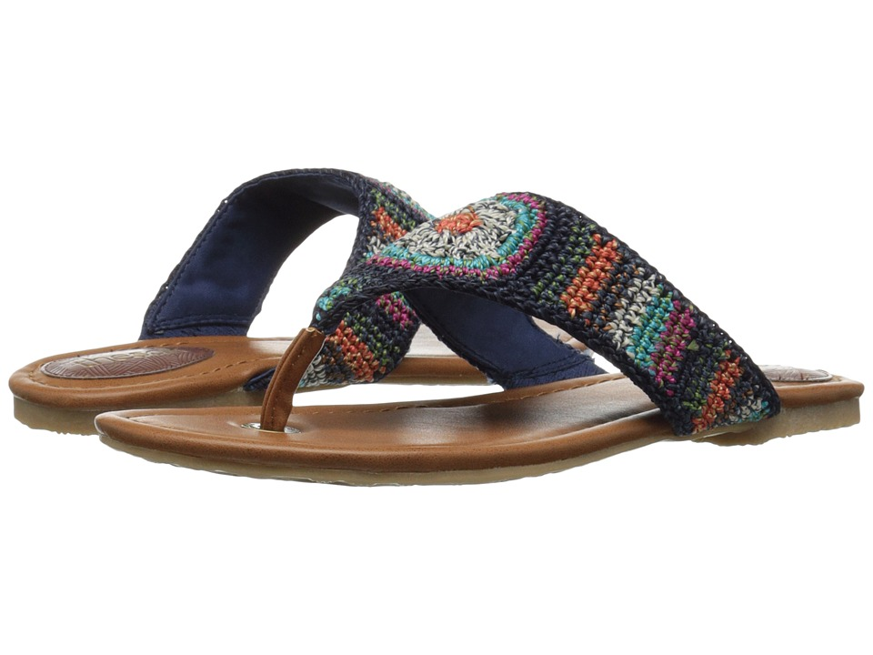 The Sak - Shana (Beatnik Stripe) Women's Sandals