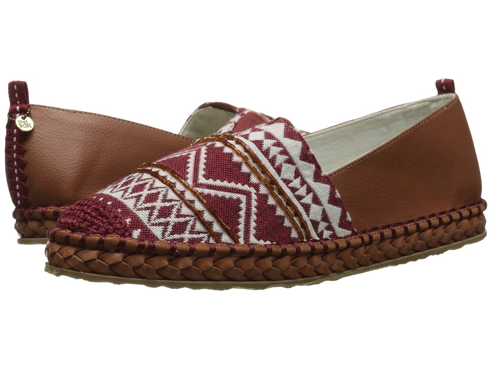 The Sak - Echo Aztec (Red Multi) Women