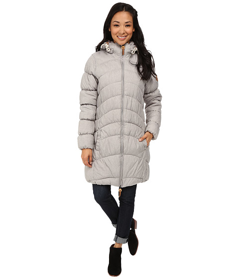 O'Neill - Control Jacket (Powder White) Women's Coat