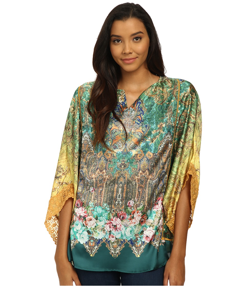 KAS New York - Lubanah Tunic (Multi) Women's Clothing