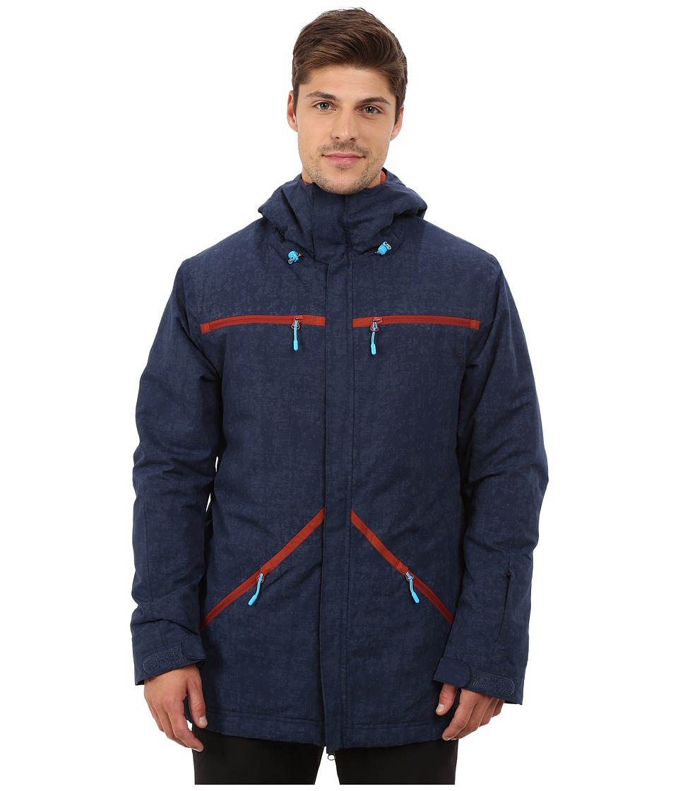 O'Neill - Quest Jacket (Ink Blue) Men's Coat