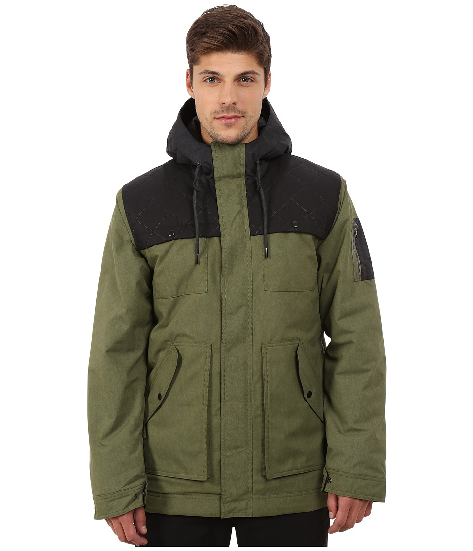 O'Neill - Utility Jacket (Wintermoss) Men's Coat